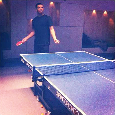 DRAKE-PLAYS-PING-PONG