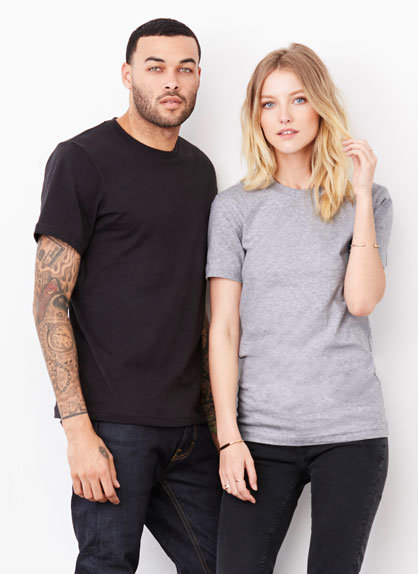 Canvas 3001 Unisex Short Sleeve Tee