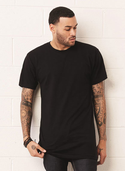 Canvas 3006 Long Body Tee