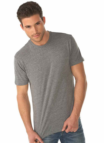 Next Level 6010 Men's Tri-Blend Crew