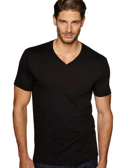 Next Level 3200 Short Sleeve Ringer T-Shirt