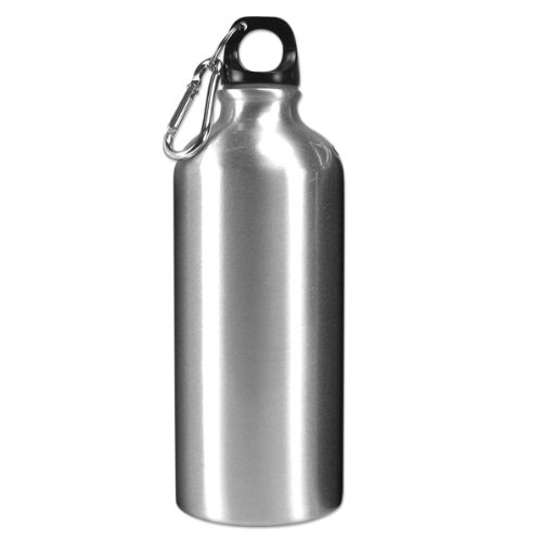 20 oz. Aluminum Water Bottles with Screw off Cap