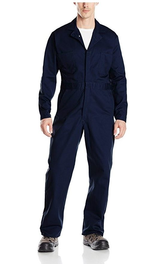 Flame Resistant Classic Mens Coveralls