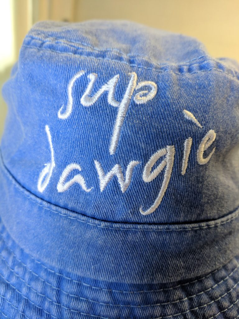 Sup-Dawgie-Robbie-Blumpkin-Merch-Bucket-Cap
